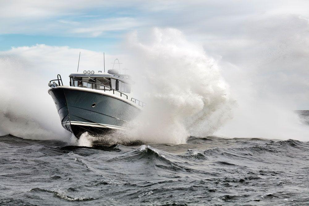 Sargo Boats –venemallia on helppo markkinoida maailmalla. Suomi ja Pohjanmaa ovat kovia sanoja venemarkkinoilla.